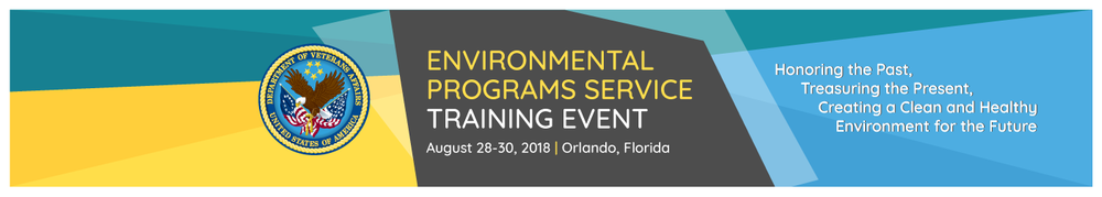 2018 VHA EPS Training Event