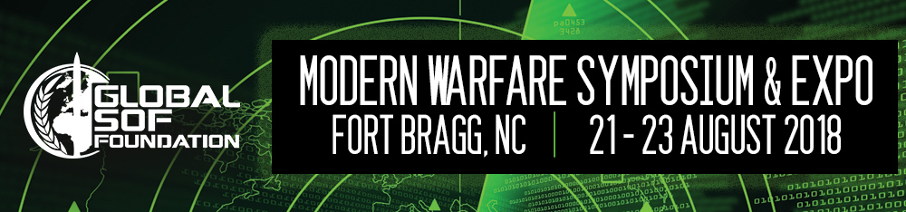 2018 Global SOF Modern Warfare Symposium