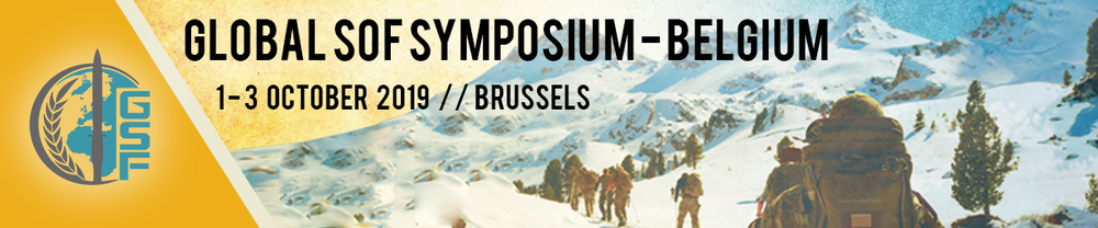 2019 Global SOF Symposium Europe