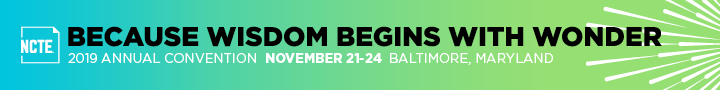 2019 NCTE Annual Convention