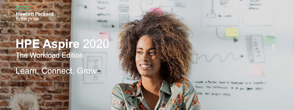 HPE Aspire 2020 - The Workload Edition