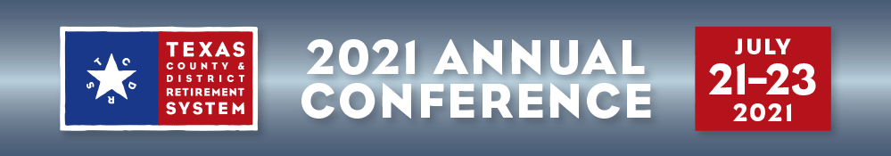 2021 TCDRS Annual Conference